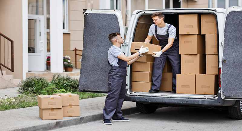 Man And Van Removals in Portsmouth Hampshire